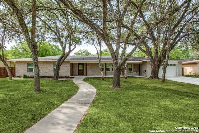 106 Roleto Dr, Castle Hills, TX 78213 (MLS #1502727) :: The Mullen Group | RE/MAX Access