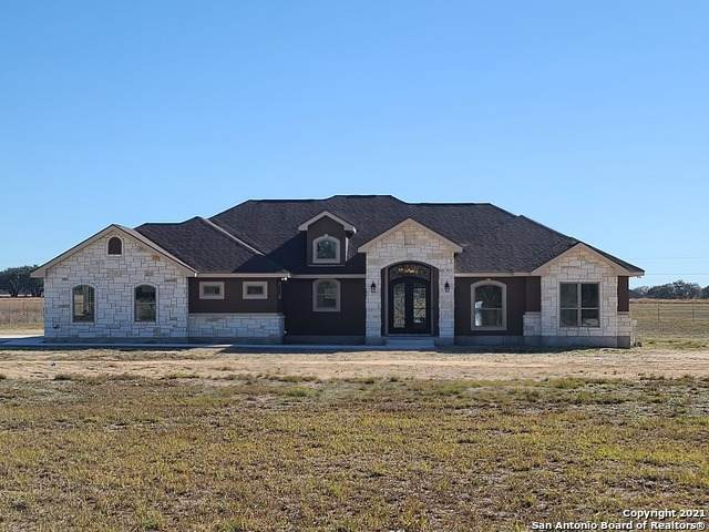 166 Palomino Trail, Natalia, TX 78059 (MLS #1502741) :: Santos and Sandberg