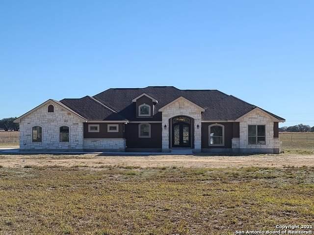 166 Palomino Trail, Natalia, TX 78059 (MLS #1502741) :: 2Halls Property Team | Berkshire Hathaway HomeServices PenFed Realty