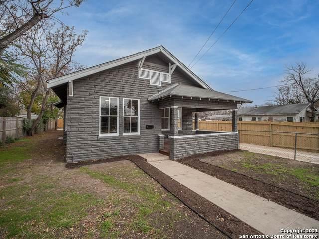 243 Belmont, San Antonio, TX 78202 (MLS #1502742) :: BHGRE HomeCity San Antonio