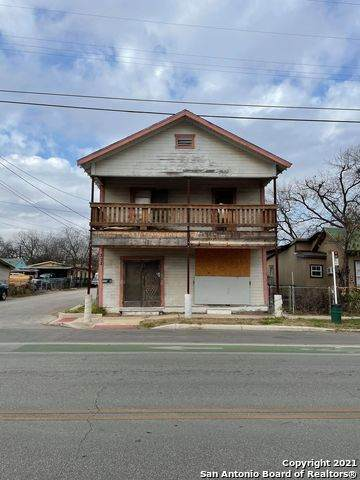 333 Frio City Rd, San Antonio, TX 78207 (MLS #1502786) :: Santos and Sandberg
