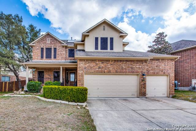 1502 Heavens Peak, San Antonio, TX 78258 (MLS #1502835) :: Sheri Bailey Realtor