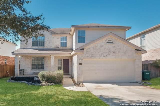 2318 Encino Cedros, San Antonio, TX 78259 (MLS #1502843) :: JP & Associates Realtors