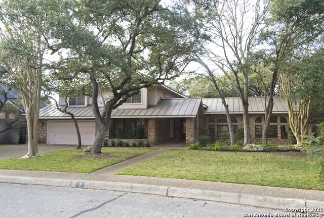 2 Inwood Ridge Dr, San Antonio, TX 78248 (MLS #1502854) :: The Gradiz Group