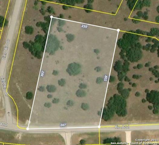 17 F Rio Azul, Pipe Creek, TX 78063 (MLS #1502865) :: The Lugo Group