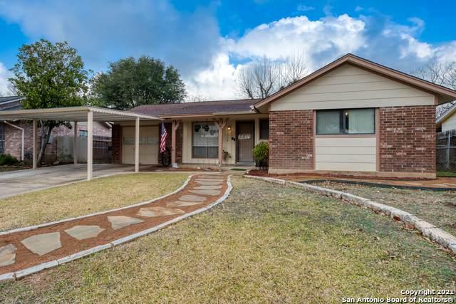 7319 Deep Spring St, San Antonio, TX 78238 (MLS #1502882) :: The Lugo Group