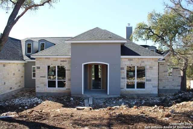 533 Saxet Trail, Spring Branch, TX 78070 (MLS #1502886) :: BHGRE HomeCity San Antonio