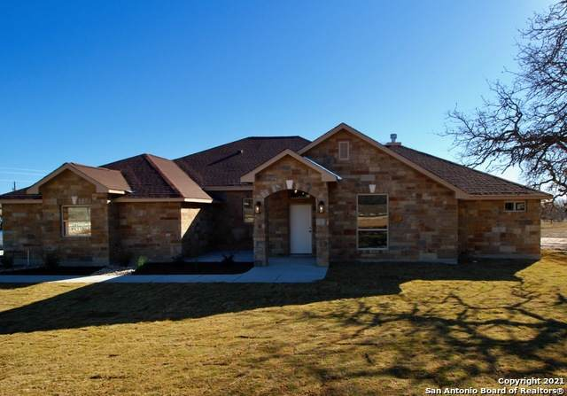 101 S Tranquility, La Vernia, TX 78121 (MLS #1502896) :: Concierge Realty of SA
