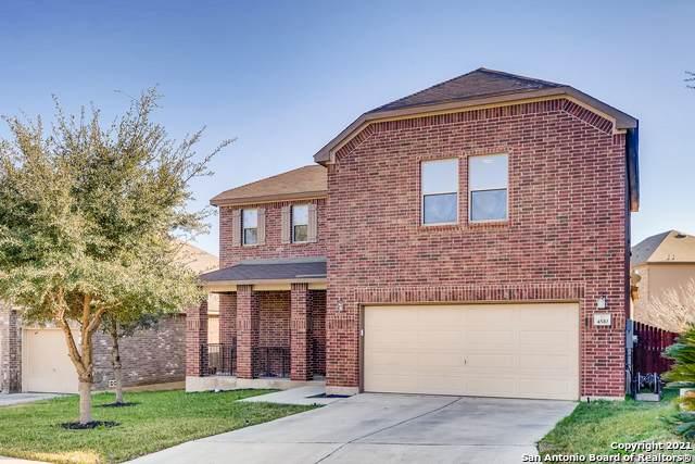 4510 Bexley Trail, San Antonio, TX 78259 (MLS #1502898) :: The Rise Property Group