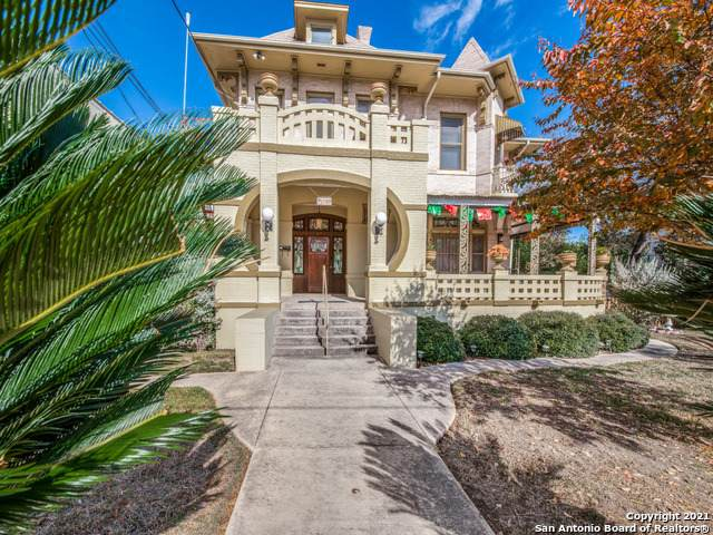 109 E Woodlawn Ave, San Antonio, TX 78212 (MLS #1502975) :: Carter Fine Homes - Keller Williams Heritage