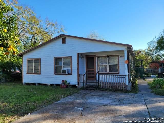 3633 Fairchild St, Corpus Christi, TX 78405 (MLS #1502990) :: Tom White Group