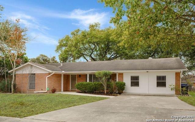 115 Padgitt Dr, San Antonio, TX 78228 (MLS #1503014) :: Real Estate by Design