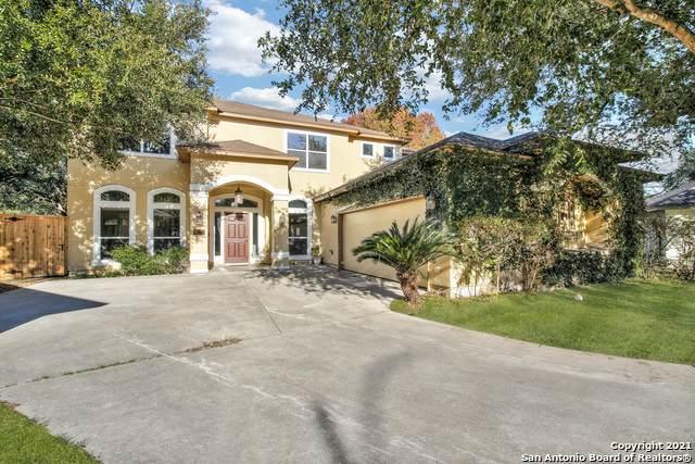 7122 Bethencourt, San Antonio, TX 78209 (MLS #1503034) :: Tom White Group