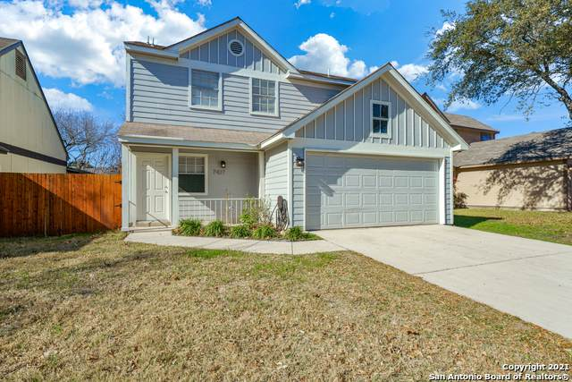 7427 Rimhurst, San Antonio, TX 78250 (MLS #1503062) :: The Rise Property Group