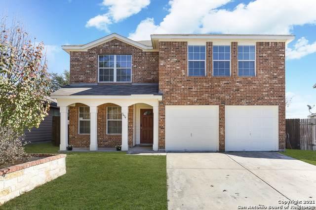 3454 Kodiak Diamond, San Antonio, TX 78245 (MLS #1503082) :: Real Estate by Design