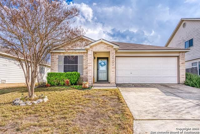 24722 Magnolia Falls, San Antonio, TX 78261 (MLS #1503113) :: Real Estate by Design