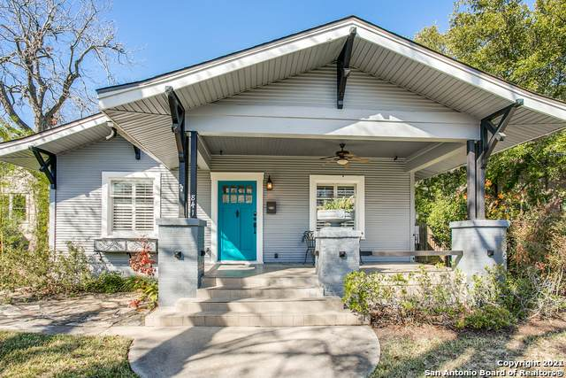 841 Estes Ave, Alamo Heights, TX 78209 (MLS #1503165) :: The Rise Property Group