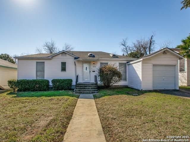 2822 W Mistletoe Ave, San Antonio, TX 78228 (MLS #1503171) :: Real Estate by Design