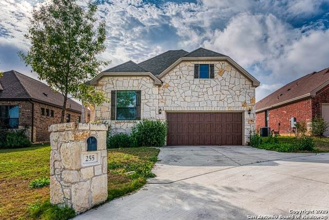 255 Long Creek Blvd, New Braunfels, TX 78130 (MLS #1503187) :: Real Estate by Design
