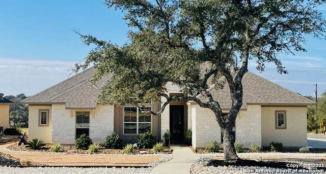 100 Jeff Vaughn, Blanco, TX 78606 (MLS #1503206) :: JP & Associates Realtors