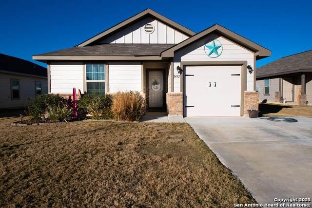 2432 Ranger Pass, Seguin, TX 78155 (MLS #1503214) :: Real Estate by Design