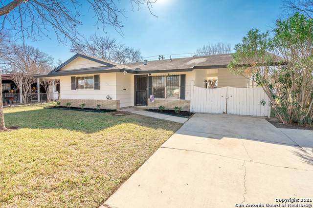 7214 Westlyn Dr, San Antonio, TX 78227 (MLS #1503222) :: The Rise Property Group