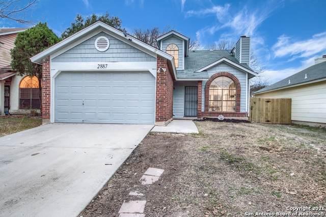 2887 Almond Field Dr, San Antonio, TX 78245 (MLS #1503223) :: Concierge Realty of SA