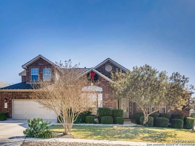 8627 Magdalena Run, Helotes, TX 78023 (MLS #1503246) :: BHGRE HomeCity San Antonio