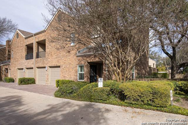 8103 N New Braunfels Ave #1, San Antonio, TX 78209 (MLS #1503282) :: Vivid Realty