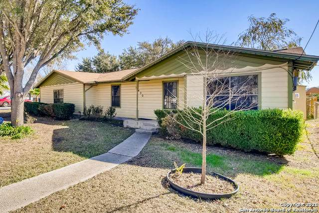 5430 Eunice St, San Antonio, TX 78219 (MLS #1503318) :: Alexis Weigand Real Estate Group