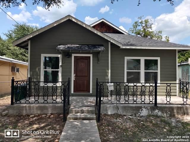 307 Helena St, San Antonio, TX 78204 (MLS #1503422) :: Keller Williams Heritage