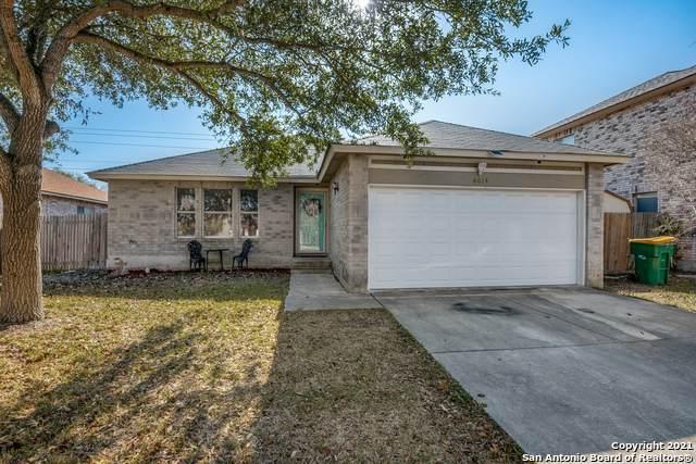 8014 Talkenhorn, Converse, TX 78109 (MLS #1503439) :: Real Estate by Design