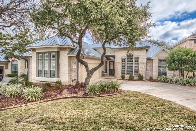 138 Hampton Way, Shavano Park, TX 78249 (MLS #1503444) :: The Rise Property Group