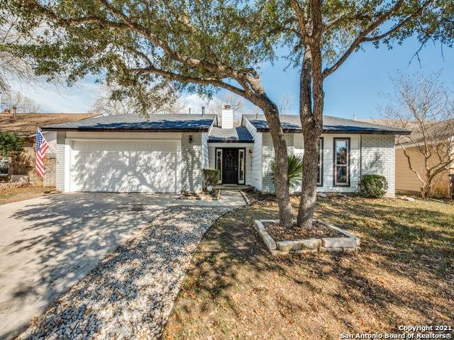 2867 Burning Rock St, San Antonio, TX 78247 (MLS #1503470) :: BHGRE HomeCity San Antonio