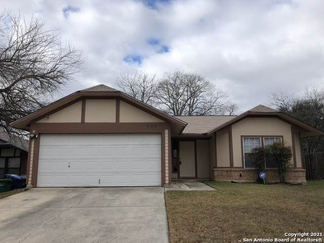 709 Cypresscliff Dr, San Antonio, TX 78245 (MLS #1503612) :: Alexis Weigand Real Estate Group