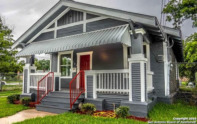 704 S Hackberry, San Antonio, TX 78203 (MLS #1503635) :: Berkshire Hathaway HomeServices Don Johnson, REALTORS®