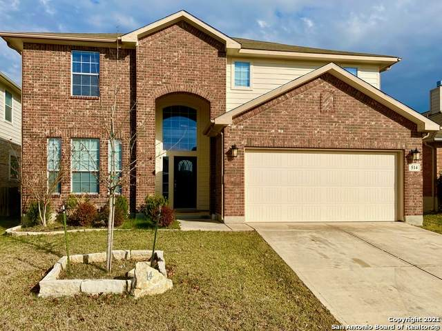 514 Point Springs, San Antonio, TX 78253 (MLS #1503647) :: Tom White Group