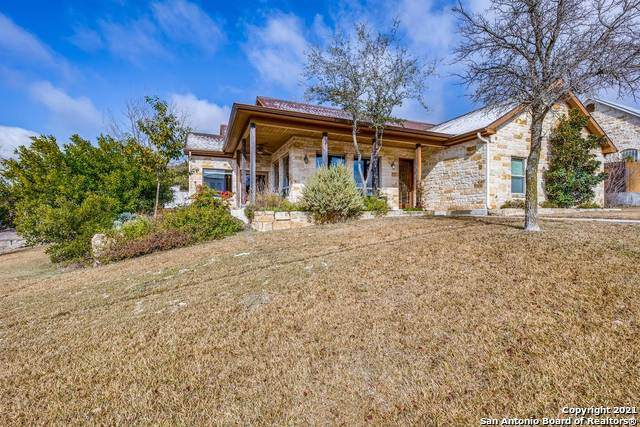 2314 Amberstone, Fredericksburg, TX 78624 (MLS #1503711) :: The Glover Homes & Land Group