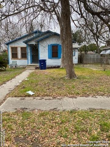 1007 Jennings Ave, San Antonio, TX 78225 (MLS #1503747) :: Alexis Weigand Real Estate Group