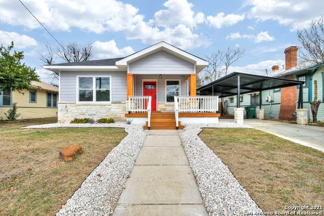 247 Saint Francis Ave, San Antonio, TX 78204 (MLS #1503768) :: Keller Williams Heritage