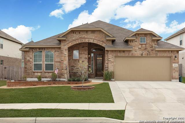 2824 Bethany Dr, Schertz, TX 78108 (MLS #1503788) :: Real Estate by Design