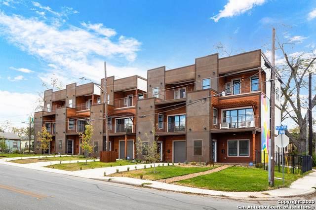 902 Montana St #103, San Antonio, TX 78203 (MLS #1503836) :: Berkshire Hathaway HomeServices Don Johnson, REALTORS®