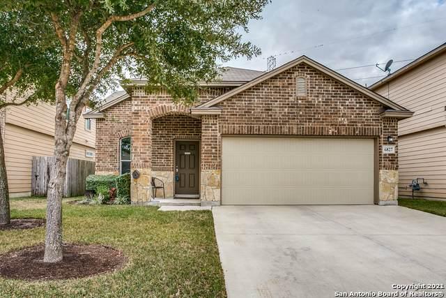 6827 Fort Bend, San Antonio, TX 78223 (MLS #1503846) :: Real Estate by Design