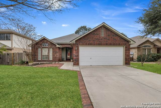 1180 Berry Creek Dr, Schertz, TX 78154 (MLS #1503851) :: Tom White Group