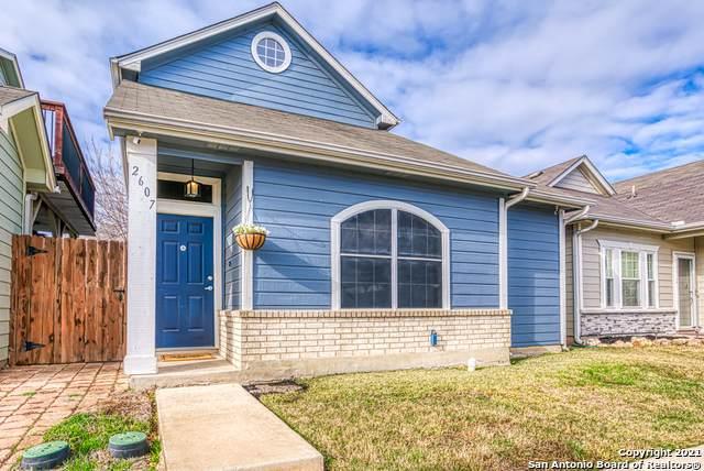 2607 Crown Hollow, San Antonio, TX 78251 (MLS #1503864) :: ForSaleSanAntonioHomes.com