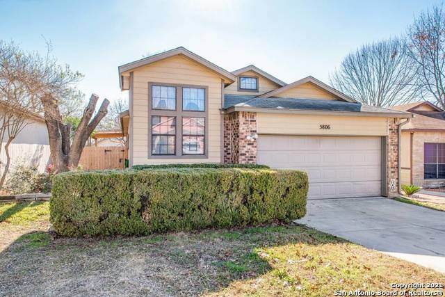 5806 Spring Green, San Antonio, TX 78247 (MLS #1503942) :: Neal & Neal Team