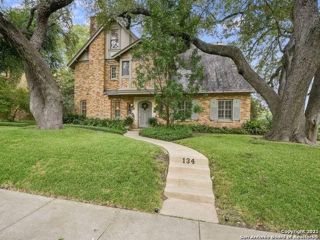 134 W Elsmere Pl, San Antonio, TX 78212 (MLS #1503958) :: Exquisite Properties, LLC
