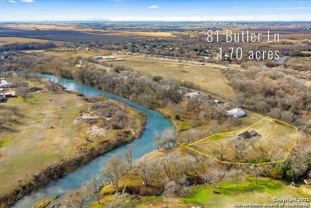 81 Butler Ln, Martindale, TX 78655 (MLS #1503960) :: The Glover Homes & Land Group
