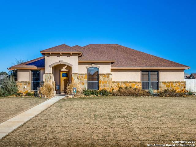 1702 Crooked Creek, Pleasanton, TX 78064 (MLS #1503966) :: Tom White Group