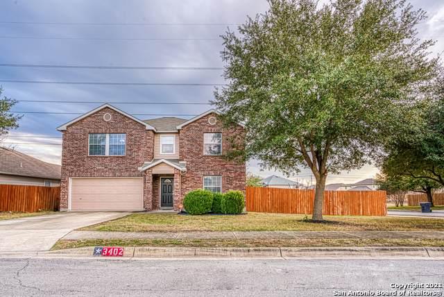 3402 Whisper Trace, Schertz, TX 78108 (MLS #1503974) :: Real Estate by Design